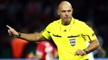 Webb reflects on life as a referee