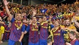 Barcelona relive 2012 triumph in Lleida