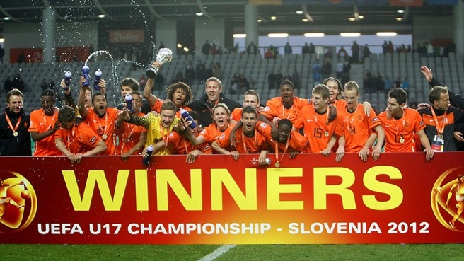 Dramatic finale caps Netherlands' U17 defence