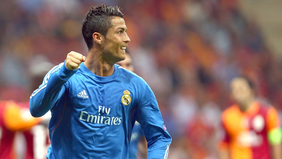 size 40 0cce3 d13cb Ronaldo sets new European Cup goal record - UEFA Champions ...