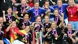 See how Frankfurt won the final