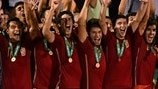 Highlights: See how Spain claimed U19 crown
