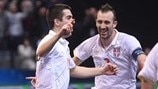 Hosts pip Portugal despite Ricardinho stunner