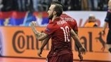 Highlights: Top five Futsal EURO group stage goals