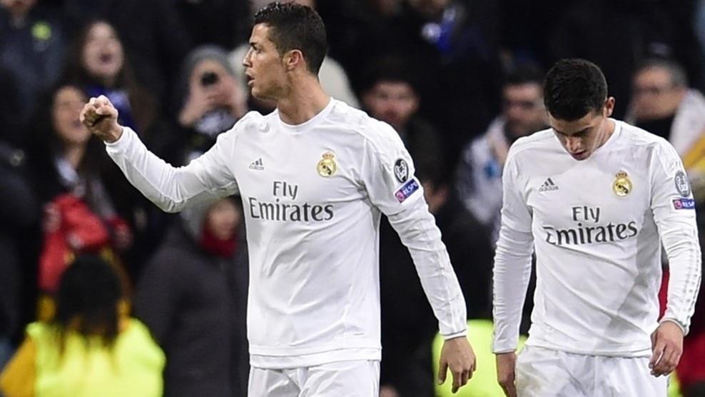 Ronaldo həftənin ən yaxşısı seçildi