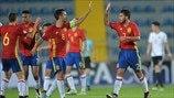 Semi-final highlights: Watch dramatic late Spain win