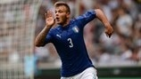 Highlights: Germany 0-1 Italy