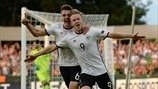 Highlights: Austria 0-3 Germany