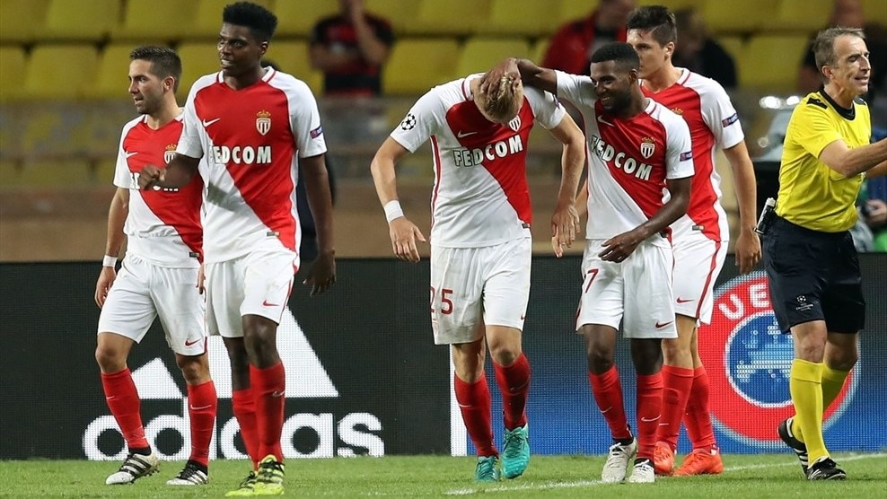 Glik grabs draw for Monaco against Leverkusen