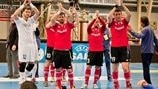 UEFA Futsal Cup elite round line-up confirmed