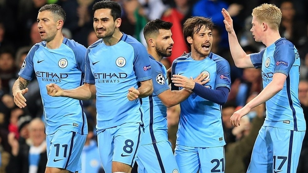 City make Barcelona suffer in comeback victory