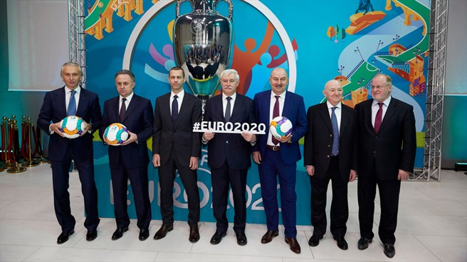 FOOTBALL MASCULIN CHAMPIONNAT D'EUROPE 2020 2436535_w2