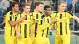 UEFA Youth League highlights: Maccabi Haifa v Dortmund