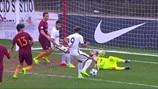 UEFA Youth League highlights: Roma v Monaco