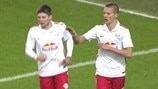 UEFA Youth League: See Salzburg shock Man. City