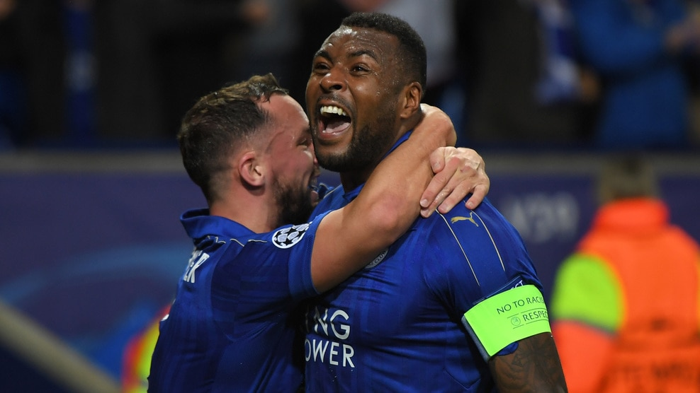 Leicester vs Sevilla Highlights