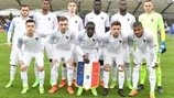 France lineup