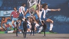 Porto's young stars show off their skills