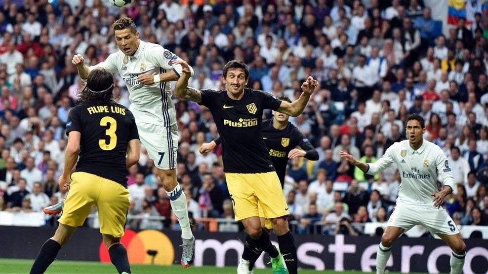 Real Madrid vs Atletico Madrid Highlights