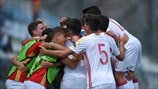 U17 Highlights: Turkey 2-3 Spain