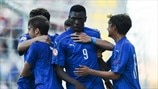 U17 Highlights: Watch Kean winner for Italy