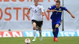 U17 Highlights: Watch Arp's 13-minute hat-trick for Germany
