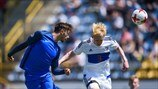 U17 Highlights: France in seventh heaven against Faroes