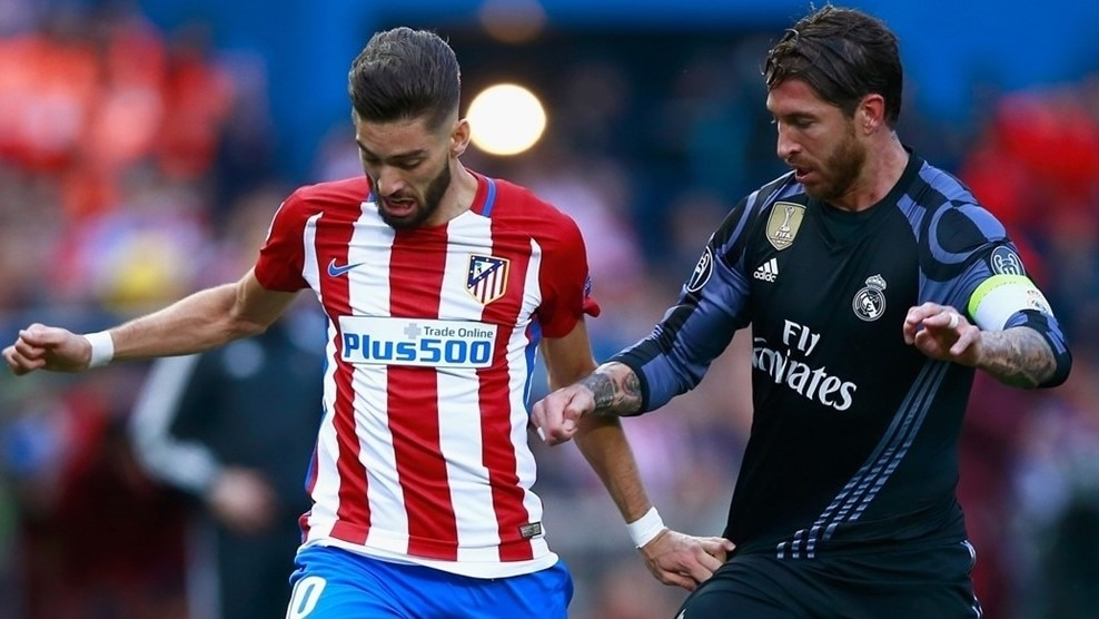 Atletico Madrid vs Real Madrid