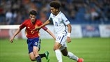 Jadon Sancho (England) & Antonio Blanco (Spain)