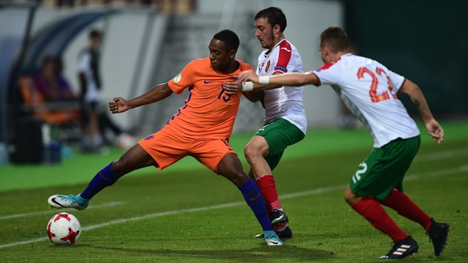 Netherlands clinch semi spot with Bulgaria draw
