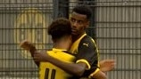 UEFA Youth League highlights: Dortmund win eight-goal thriller against Real Madrid