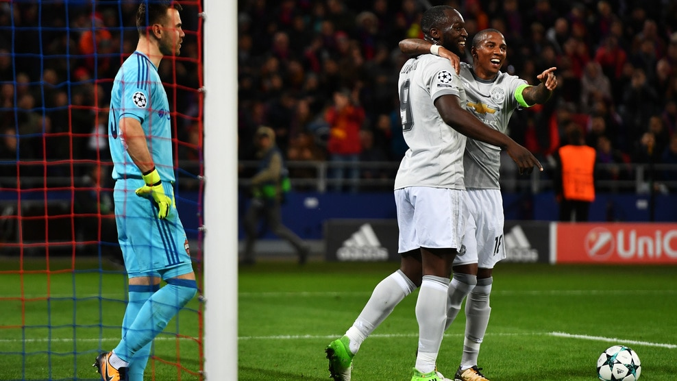 CSKA Moscow 1-4 Manchester United Highlights