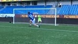 Molde show off their skills: UEFA Youth League challenge