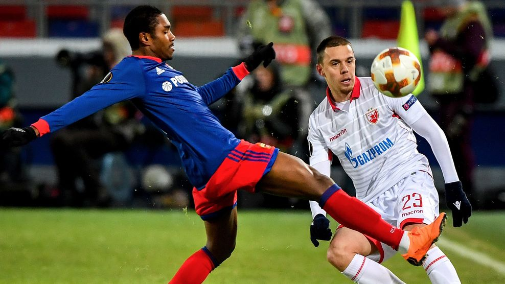 UEFA Europa League - UEFA com - Highlights: CSKA Moskva 1-0 Crvena
