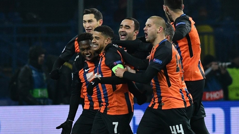 Calendario Uefa Champions League.First Leg Highlights Shakhtar Donetsk 2 1 Roma Uefa