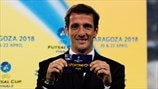 Juliano Belletti on Futsal Cup: 'It'll be a cracker!'