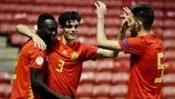 2018 U17 EURO highlights: Spain 5-1 Germany