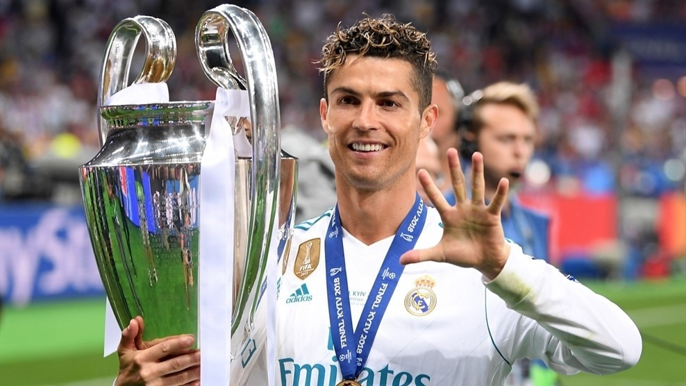 Image result for cristiano champions league
