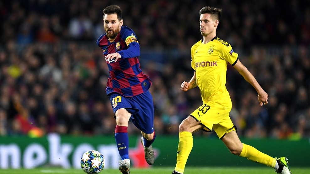 Highlights Barcelona Dortmund 3 1
