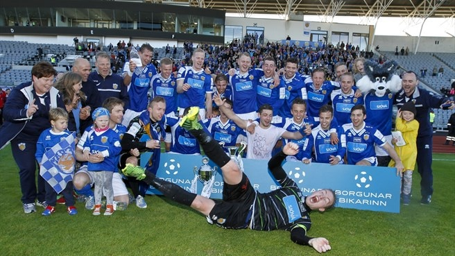 Fram see off Stjarnan to lift Icelandic Cup