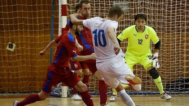 FIFA Futsal World Cup play-off lineup set
