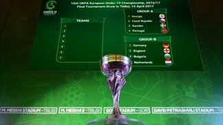 Under-19 finals draw matches England and Germany