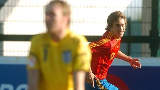 Previous Spain-England U17 EURO finals