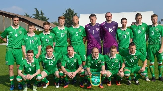 Irish amateurs hold off Russia's South Region to win