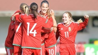 Women's Under-17 EURO qualifying updates