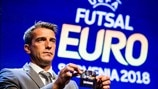 UEFA Futsal EURO 2018 finals draw made