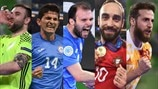 Futsal EURO 2018 team of the tournament