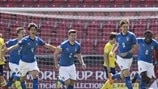 U17 quarter-final highlights: Italy 1-0 Sweden
