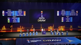 FIFA Women's World Cup draw and schedule
