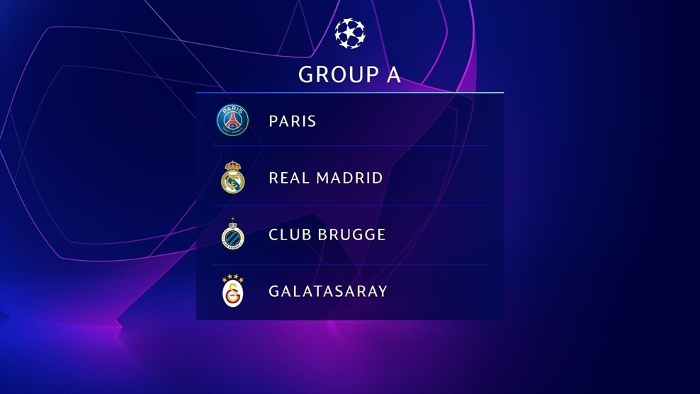 Group A The Lowdown Uefa Champions League Uefa Com